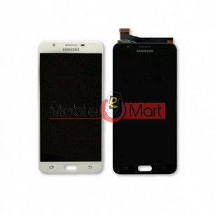 Lcd Display With Touch Screen Digitizer Panel For Samsung Galaxy J7 Max (Black)