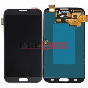 Lcd Display With Touch Screen Digitizer Panel For Samsung Galaxy Note II N7100