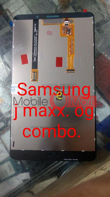 Lcd Display With Touch Screen Digitizer Panel For Samsung Galaxy J Max