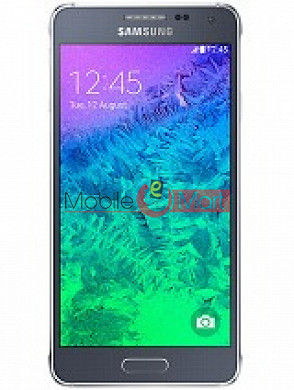 Lcd Display With Touch Screen Digitizer Panel For Samsung Galaxy Alpha G850 2015 cp