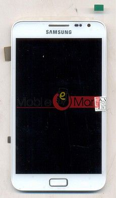 Lcd Display+Touch Screen Digitizer Panel For Samsung Galaxy Note GT-N7000