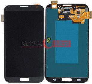 Lcd Display+TouchScreen Digitizer Panel For Samsung Galaxy Note 2 N7100