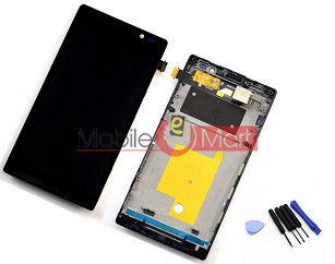 Lcd Display+Touch Screen Digitizer Panel For Sony Xperia C2305