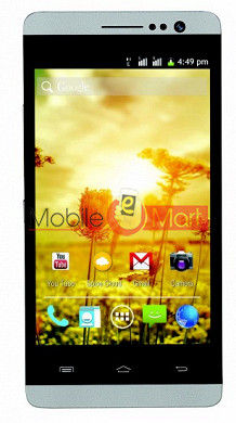 Lcd Display+Touch Screen Digitizer Panel For Spice Mi-506 Stellar Mettle Icon