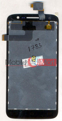 Lcd Display+Touch Screen Digitizer Panel For Spice Mi-525