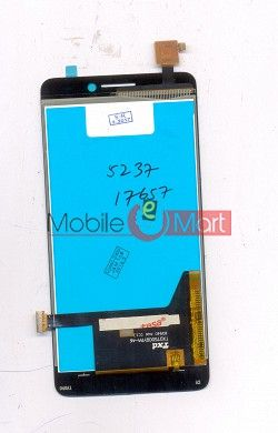 Lcd Display+Touch Screen Digitizer Panel For Spice Stellar Mi520