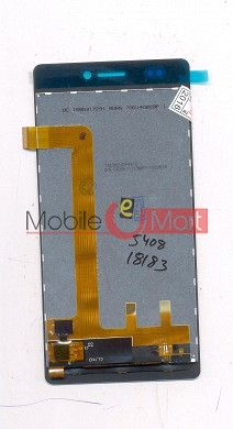 Lcd Display+TouchScreen Digitizer Glass Panel For Spice Stellar Mi526