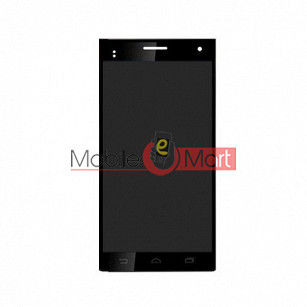 Lcd Display With Touch Screen Digitizer Panel For iBall Andi5 Stallion Plus