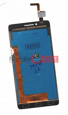 Lcd Display+Touch Screen Digitizer Panel For Lenovo A6000