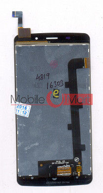 Lcd Display+Touch Screen Digitizer Panel For LYF WIND 3