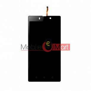 Lcd Display+Touch Screen Digitizer Panel For Lyf Wind 7