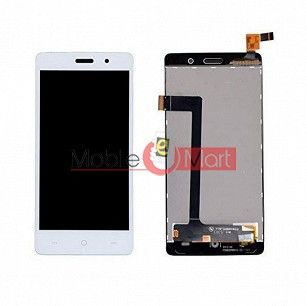 Lcd Display+Touch Screen Digitizer Panel For Lyf Water 6
