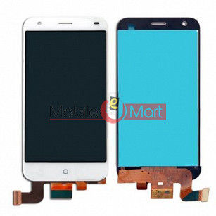 Lcd Display+Touch Screen Digitizer Panel For Lyf Water 2
