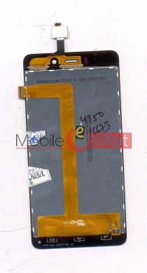 Lcd Display+Touch Screen Digitizer Panel For Reliance Jio Lyf Wind 6