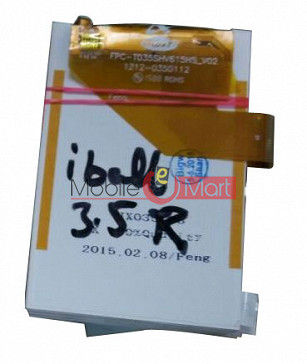 Lcd Display Screen For IBall Andi 3.5R