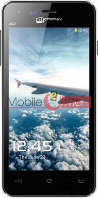 Micromax Bolt A67 Tempered Glass Scratch Gaurd Screen Protector Toughened Protective Film