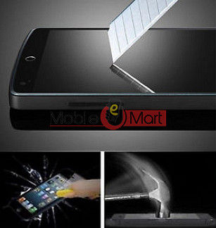 Microsoft Nokia X3 Tempered Glass Scratch Gaurd Screen Protector Toughened Protective Film