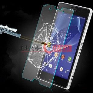 Sony Xperia Z3 Tempered Glass Scratch Gaurd Screen Protector Toughened Film