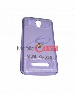 Fancy Mobile Back Cover For Micromax Q-335
