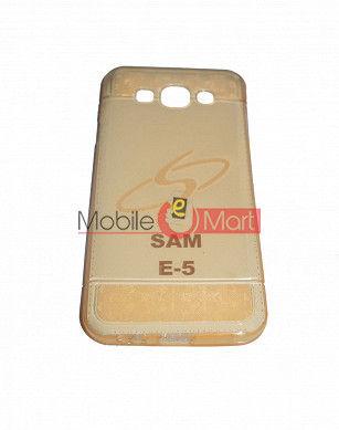 Fancy Mobile Back Cover For Samsung E5