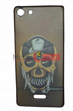 Fancy Mobile Back Cover For Micromax SELFIE-3