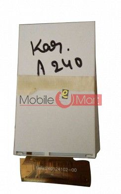 Lcd Display Screen For Karbonn A240