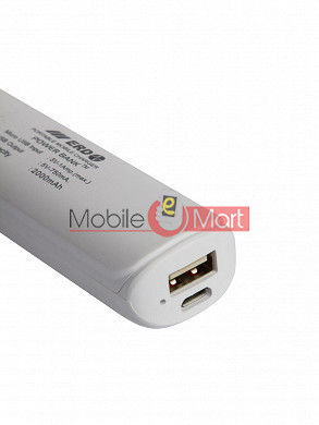 Mobile Power Bank 2000mAh