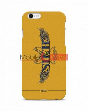 Fancy 3D Proud to be a Sikh Mobile Cover For Apple Iphone 6 Plus