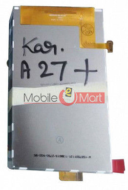 Lcd Display Screen Part For Karbonn A27+