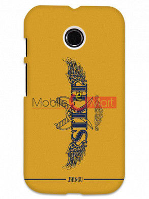 Fancy 3D Proud to be a Sikh Mobile Cover For Motorola Moto E