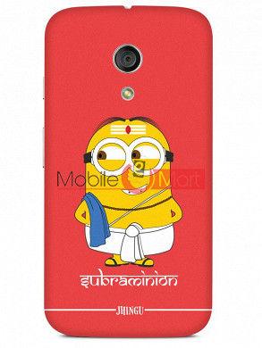 Fancy 3D Subraminion Mobile Cover For Motorola Moto G