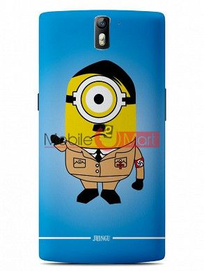 Fancy 3D Heilminion Mobile Cover For One Plus One