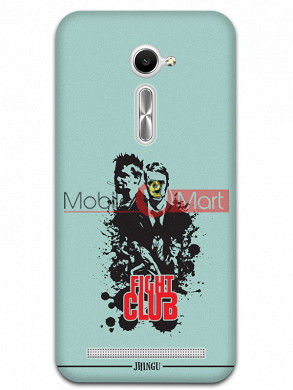 Fancy 3D Fight Club Mobile Cover For Asus Zenphone 2