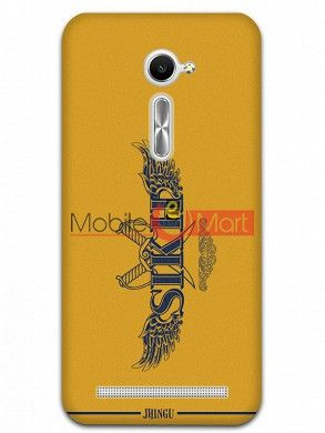 Fancy 3D Proud to be a Sikh Mobile Cover For Asus Zenphone 2