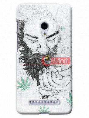 Fancy 3D Chillam Baba Mobile Cover For Asus Zenphone 5