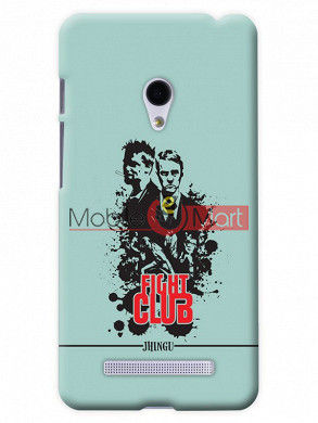 Fancy 3D Fight Club Mobile Cover For Asus Zenphone 5
