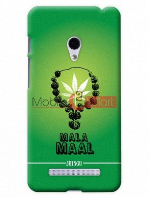 Fancy 3D Malamaal Mobile Cover For Asus Zenphone 6