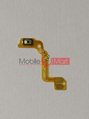 Power On Off Volume Button Key Flex Cable For Oppo F1S