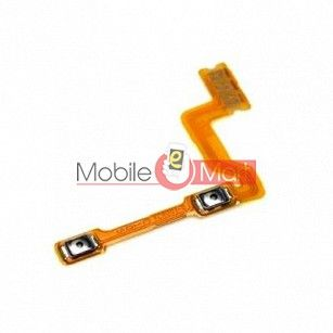 Power On Off Volume Button Key Flex Cable For Oppo A57