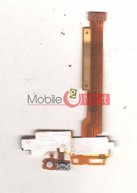 Charging Connector Port Flex Cable For Vivo Y15