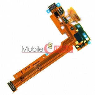 Charging Connector Port Flex Cable For VIVO Y21