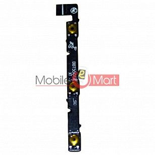 Power On Off Volume Button Key Flex Cable For Gionee M5 Lite