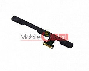Power On Off Volume Button Key Flex Cable For Lenovo A6000