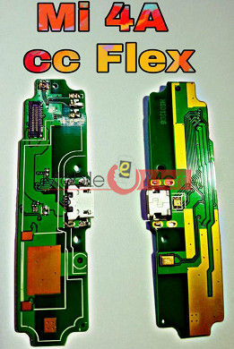 Charging Connector Port Flex Cable For Xiaomi Redmi 4A