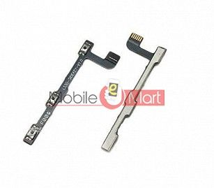 Power On Off Volume Button Key Flex Cable For Motorola Moto E3