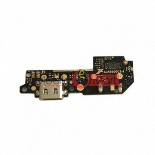 Charging Connector Port Flex Cable For Motorola Moto G4