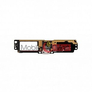 Charging Connector Port Flex Cable For HTC One E9 plus