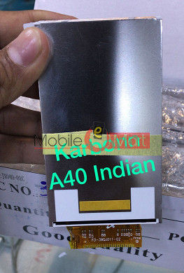 Lcd Display Screen For Karbonn A40 Indian