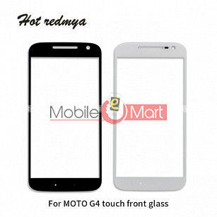 Touch Screen Glass For Motorola Moto G4