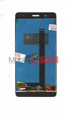 Lcd Display With Touch Screen Digitizer Panel For Intex Aqua Music